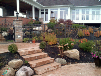 Hardscape Stone Mason Laborer in West Seneca